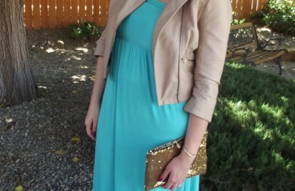 Fall Maxi + JCrew Giveaway!