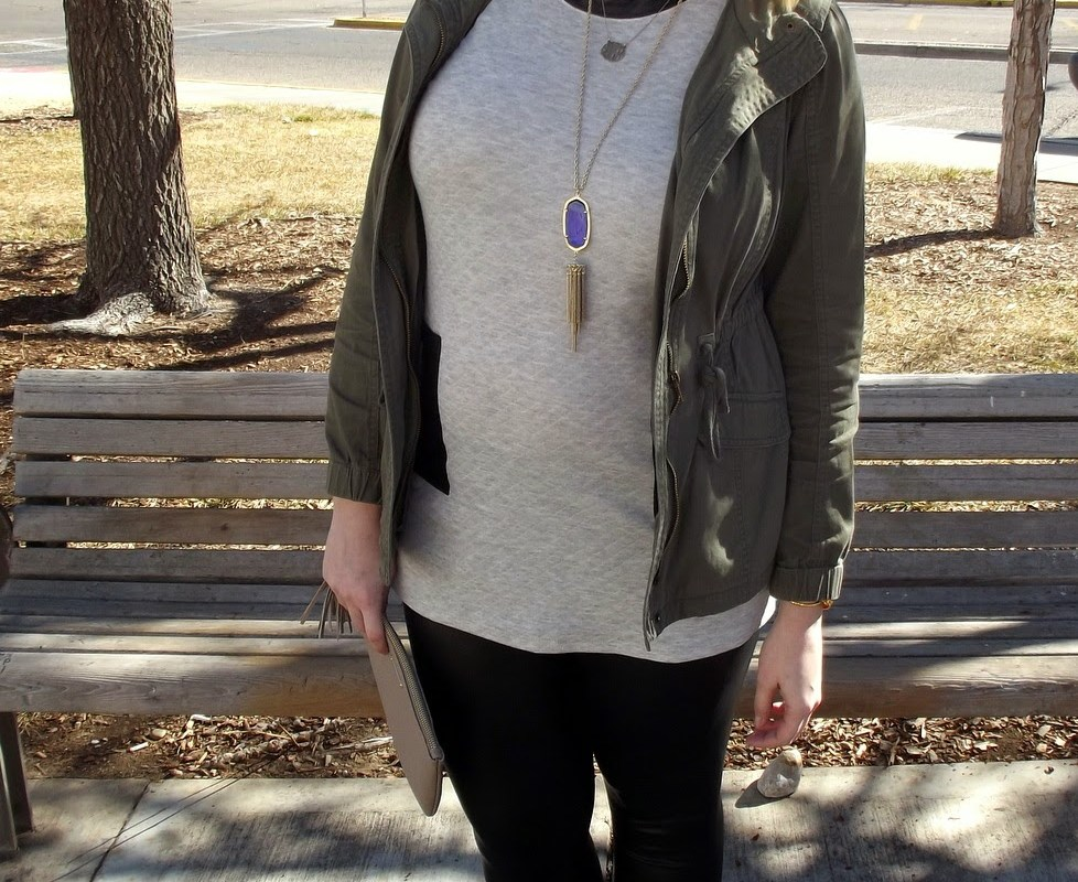Faux Real with Heritwine Maternity + A Giveaway!