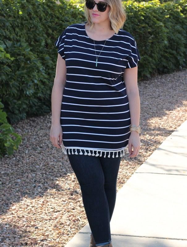 Stripes & Tassels