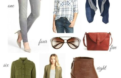 Fall Favorites & Nordstrom Giveaway!