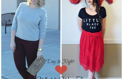 Day to Night: What to Wear For Valentine's Day