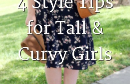 Style Tips for Tall and Curvy Girls