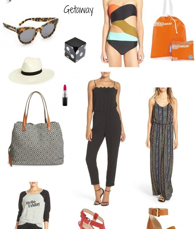 What To Pack For A Girls' Weekend Getaway