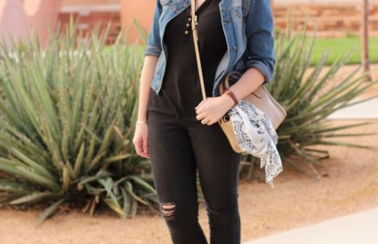 The Weekly Style Edit Link Up: Denim