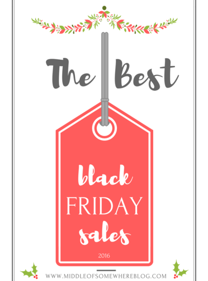 The Weekly Style Edit Link Up: Best of Black Friday Sales