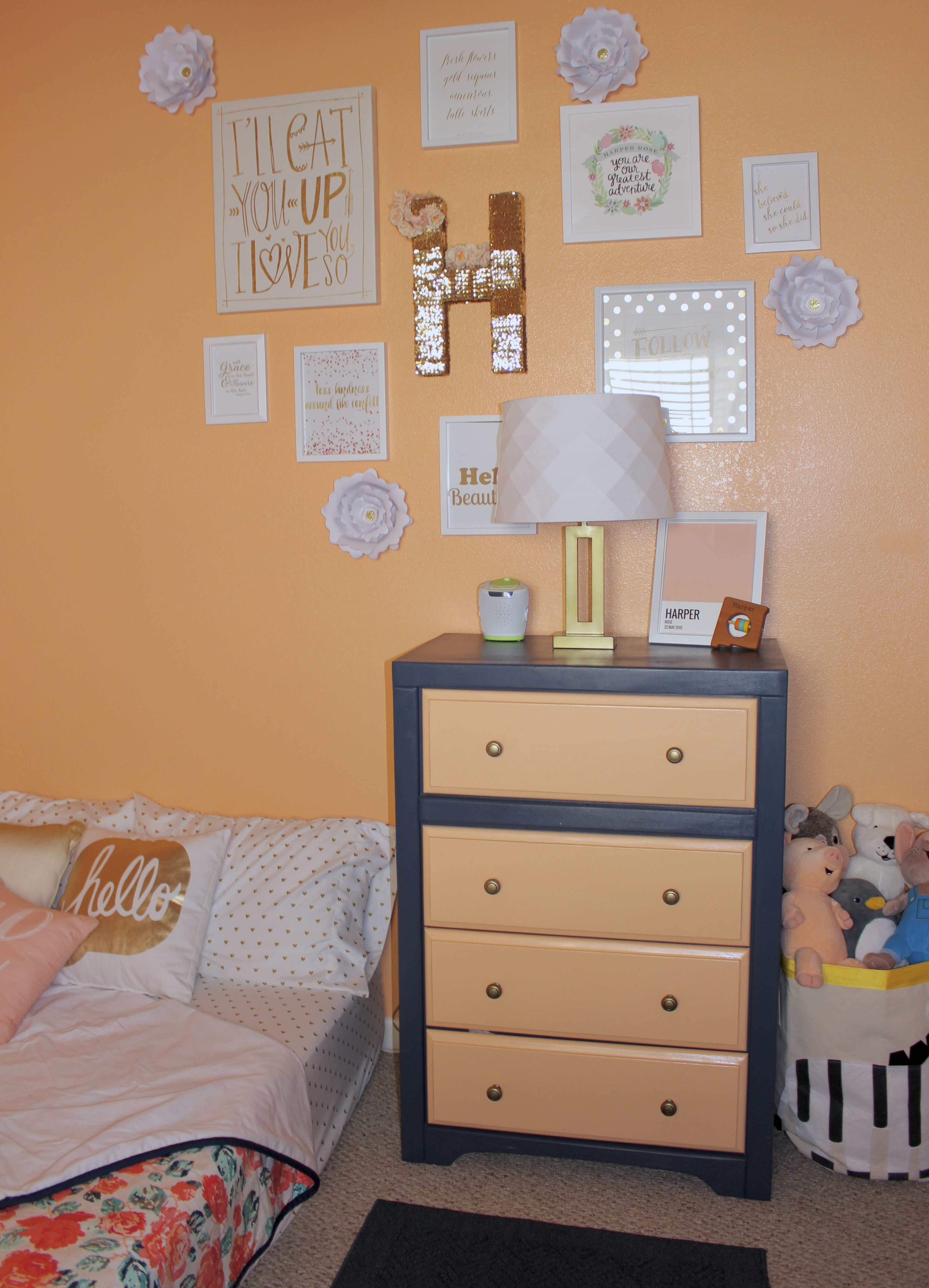 Harper S Montessori Style Toddler Bedroom Middle Of