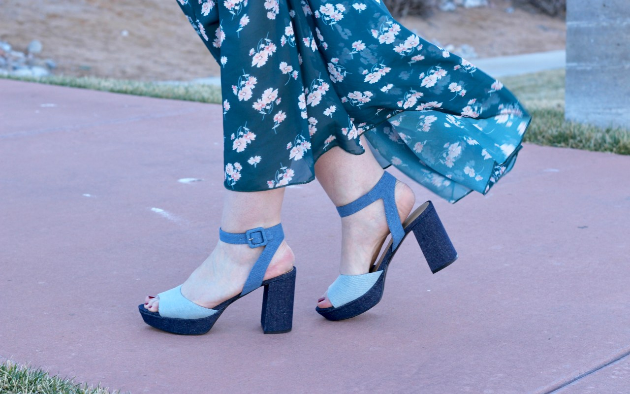 How to Style Spring Sandals Two Ways with Marc Fisher Footwear