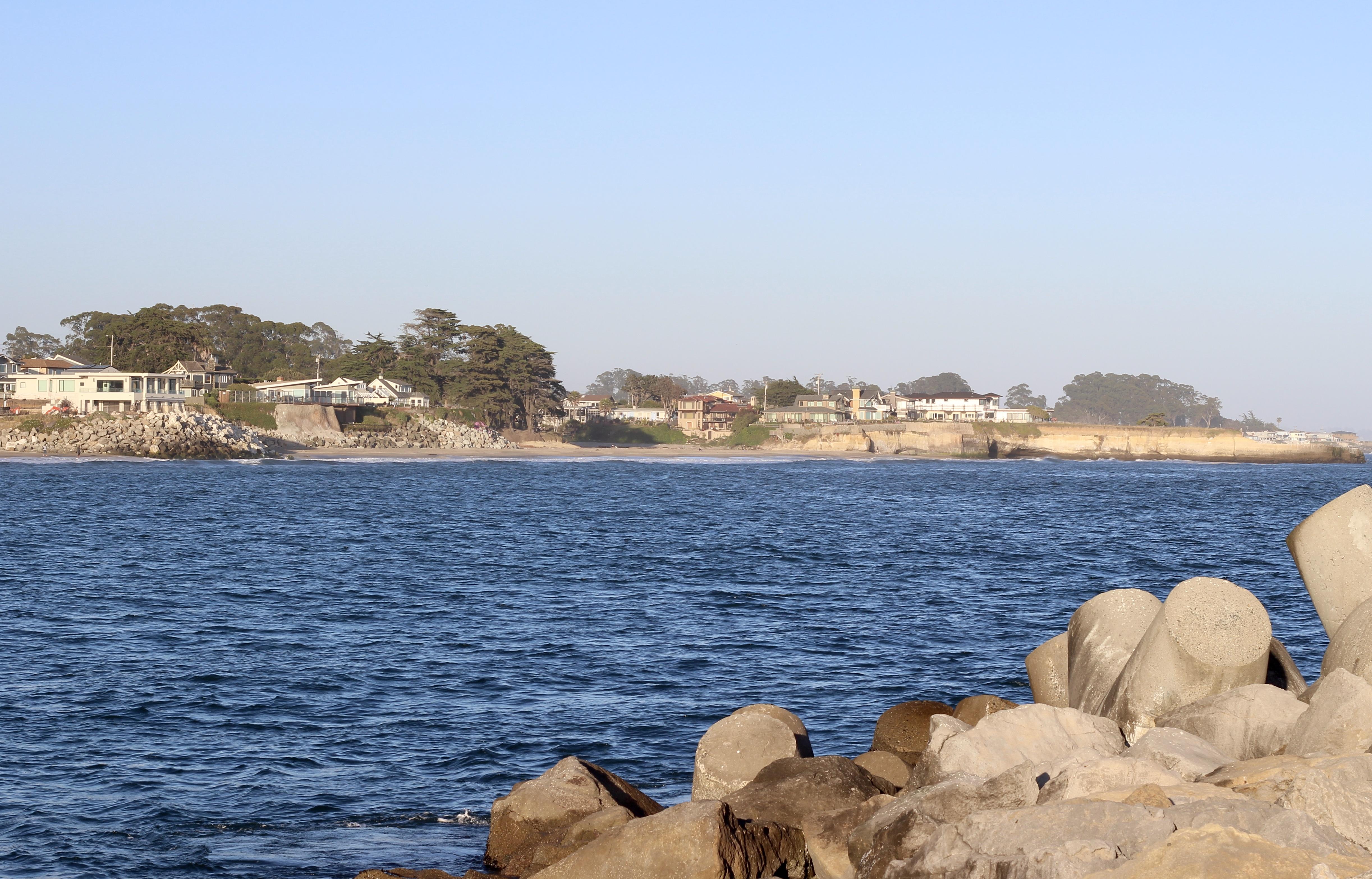 seabright beach in santa cruz