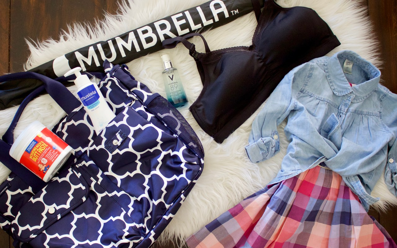 Mama & Baby Basics for Fall With Babbleboxx