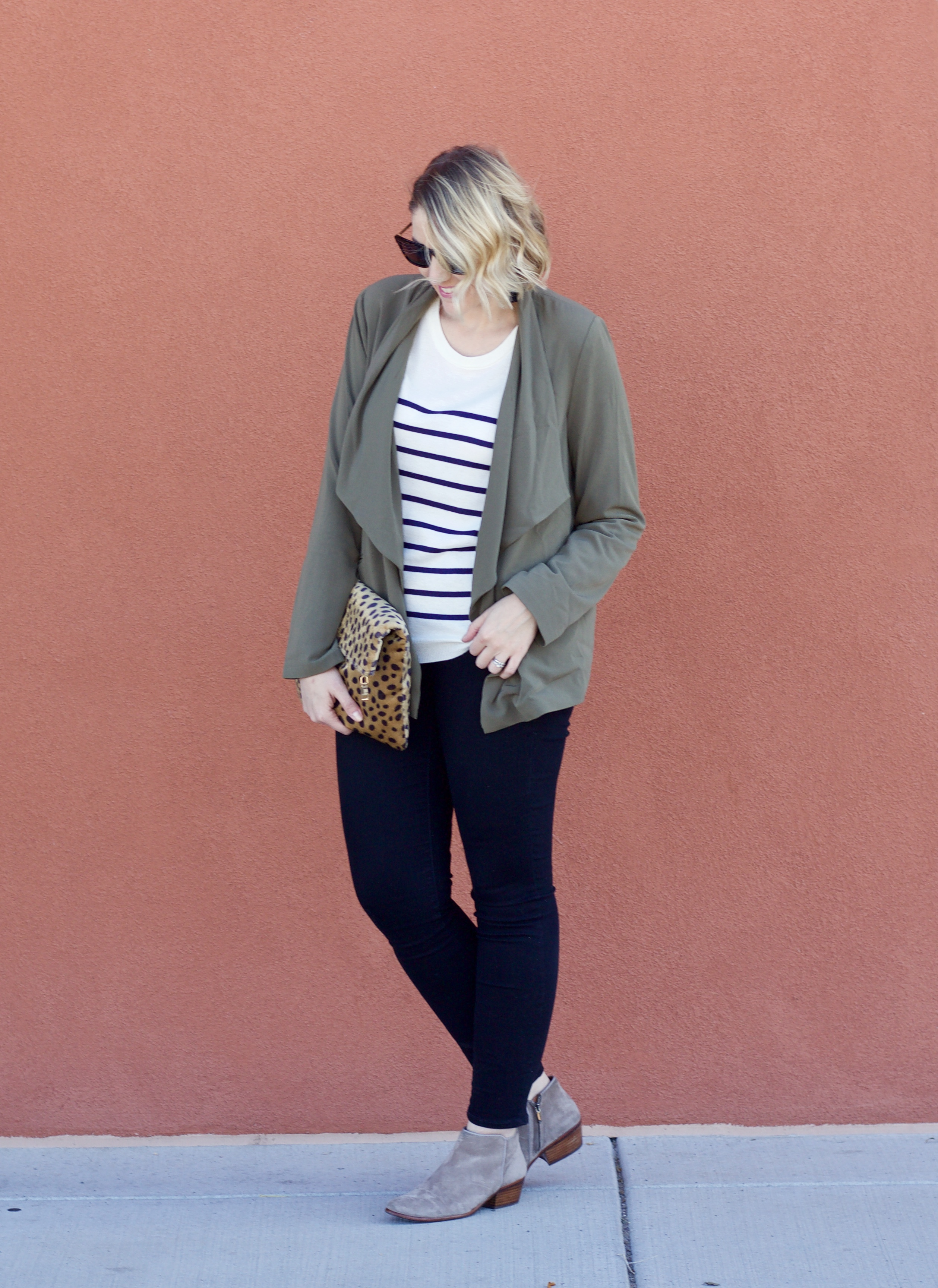 easy layering pieces for fall