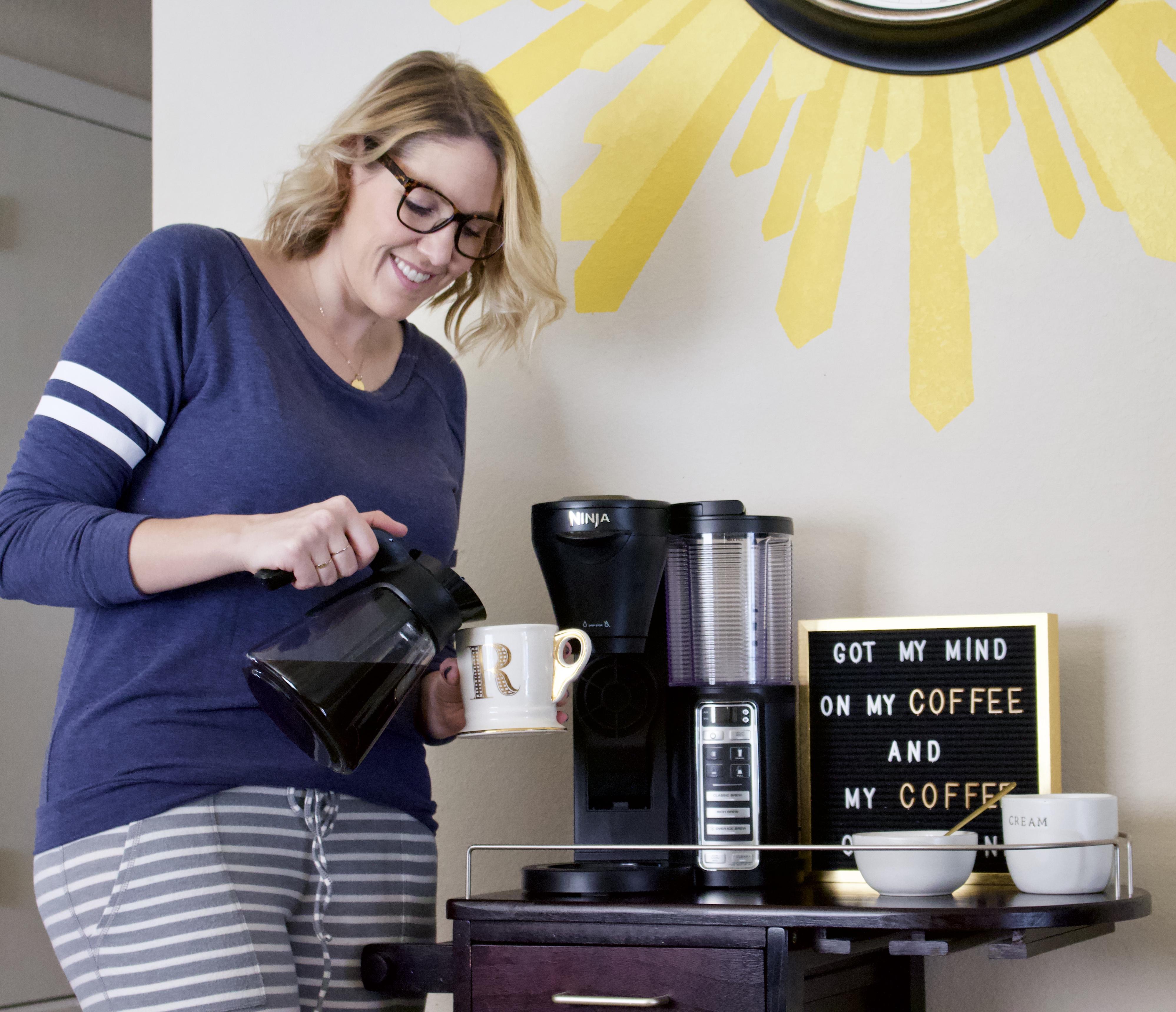 ninja coffee bar make life easier