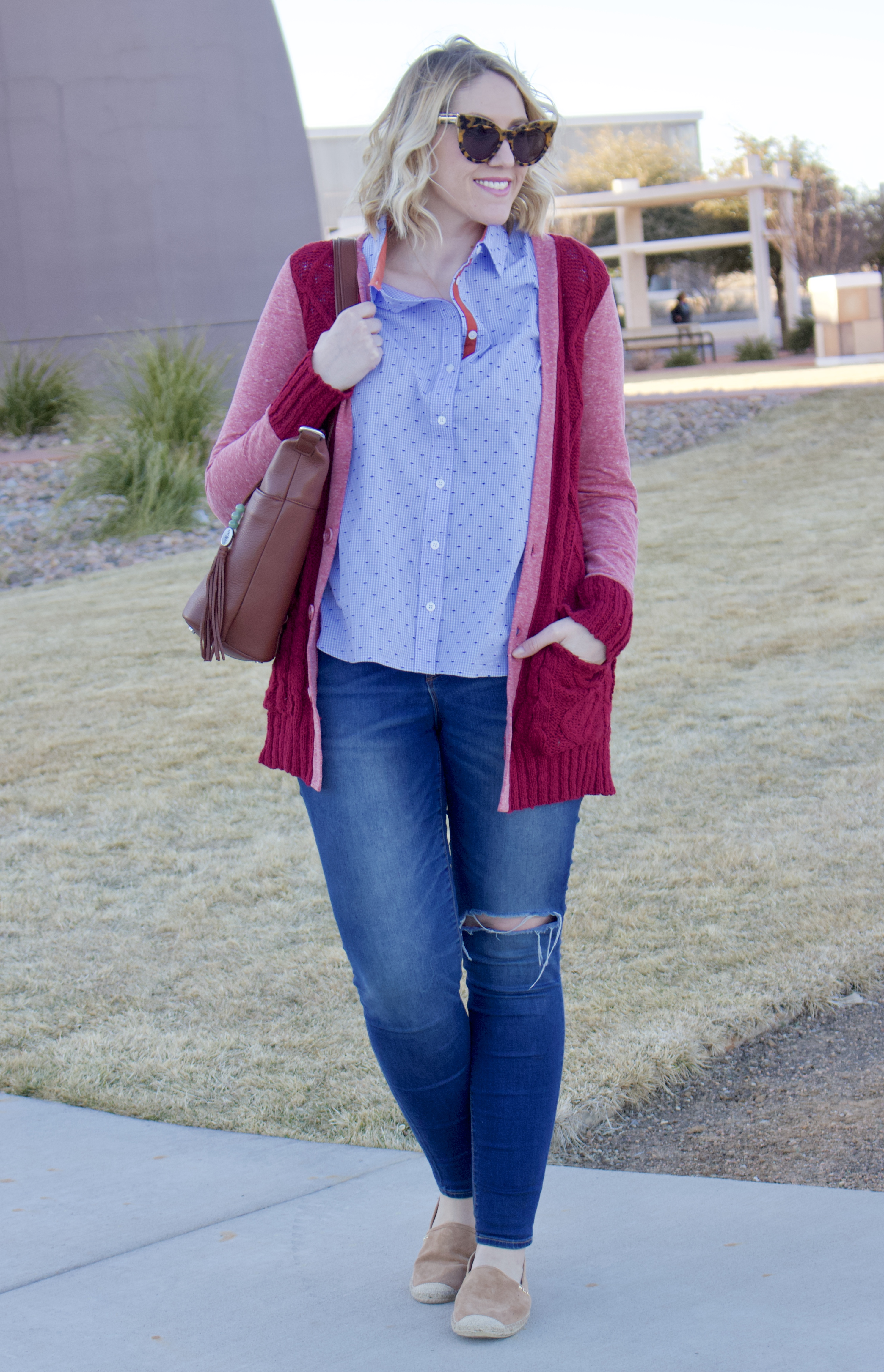 casual mom style outfit Evys Tree #lilyjade #evystree #momstyle