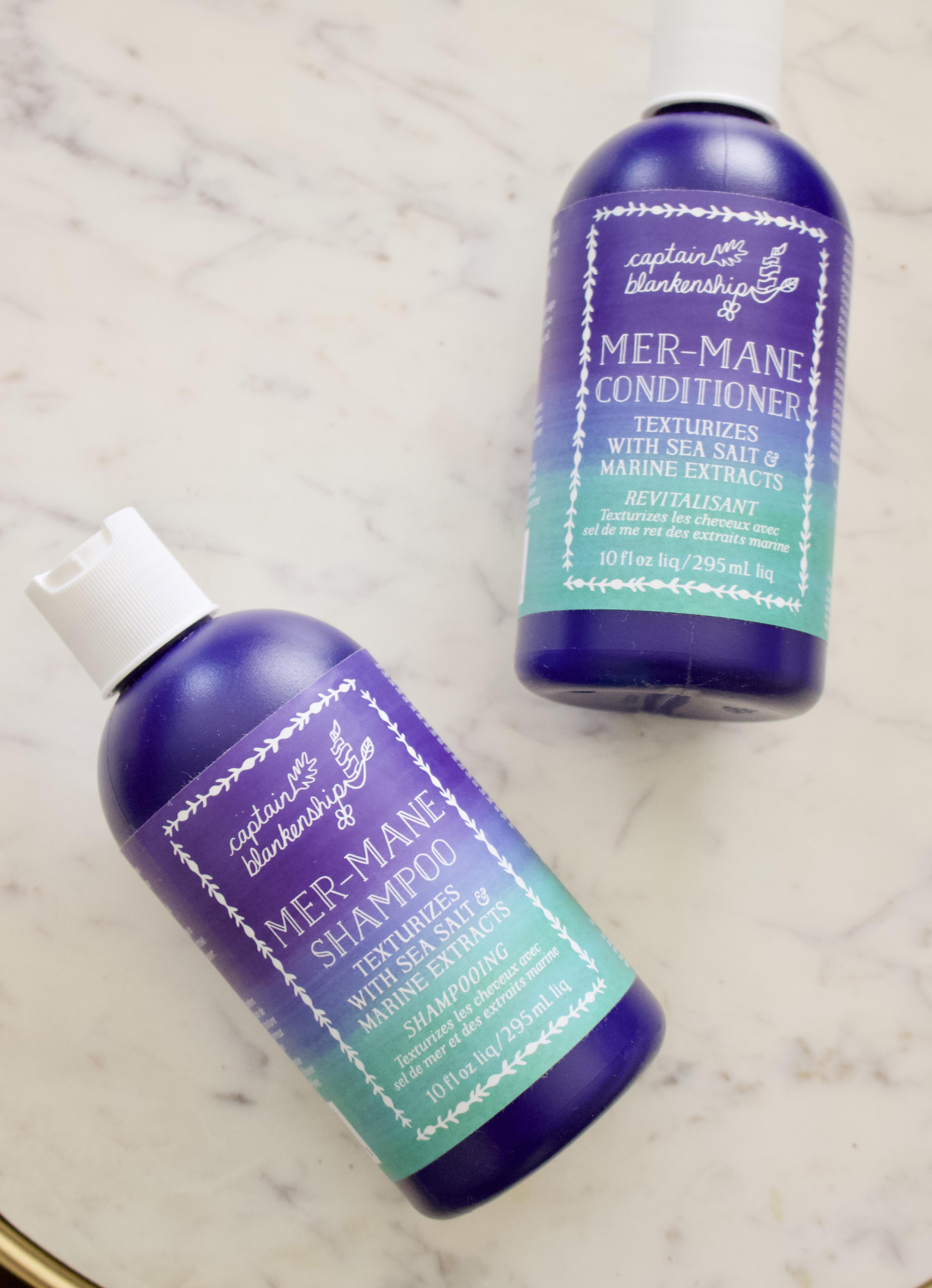 captain blankenship mermane shampoo review