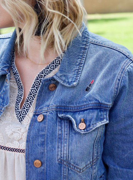 The Weekly Style Edit: Embroidered Tank
