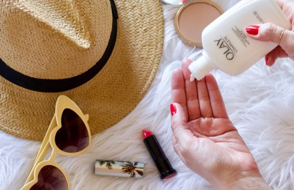 Easy Tips to Protect Your Skin for Summer with Olay