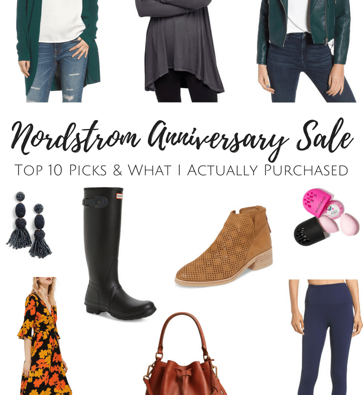 Nordstrom Anniversary Sale Top 10 Picks & What I Purchased