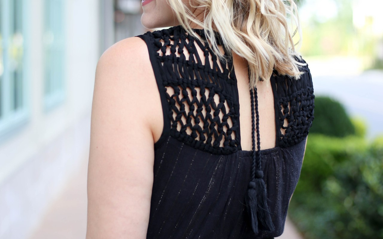 Black Boho Dress: The Weekly Style Edit