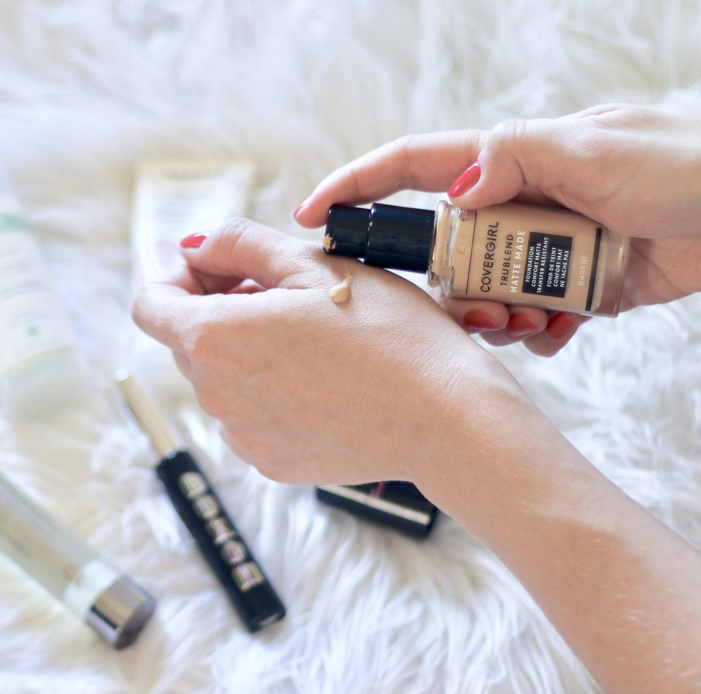 covergirl true matte foundation review #covergirl #covergirlmade #foundation