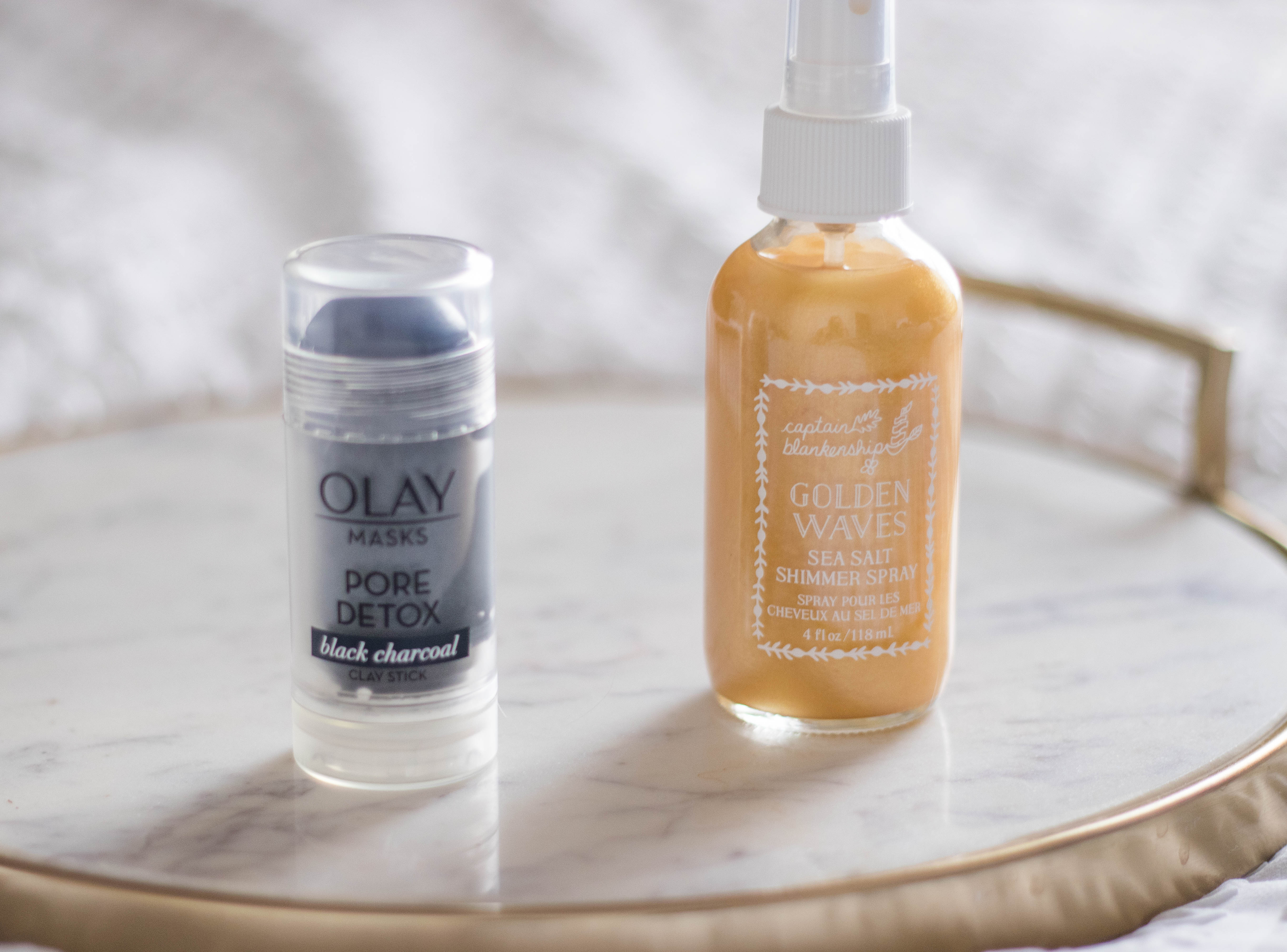 olay stick mask review #olay #claymask #skincare