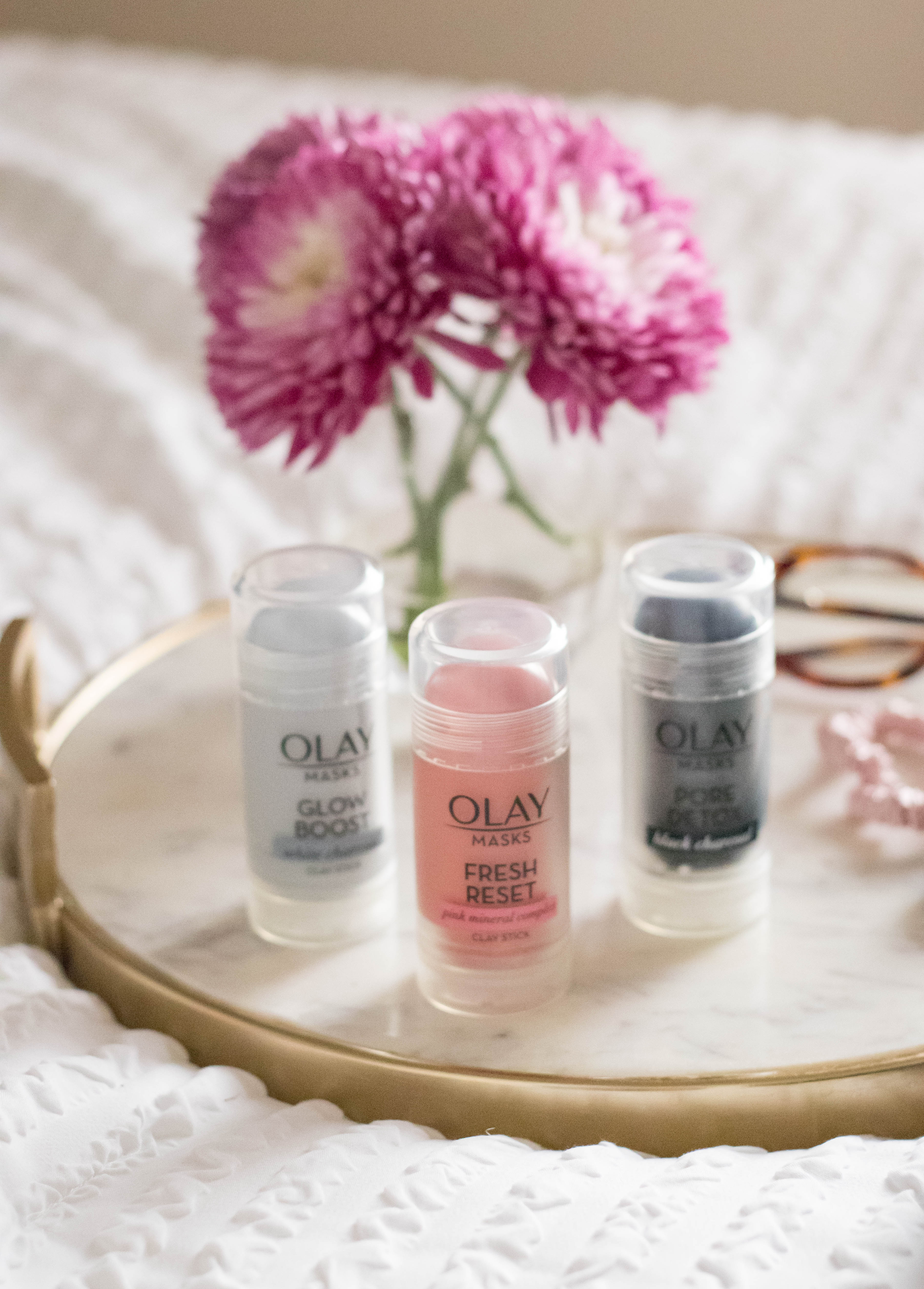 easy ways to incorporate self-care into your daily routine #selfcare #mask #olay