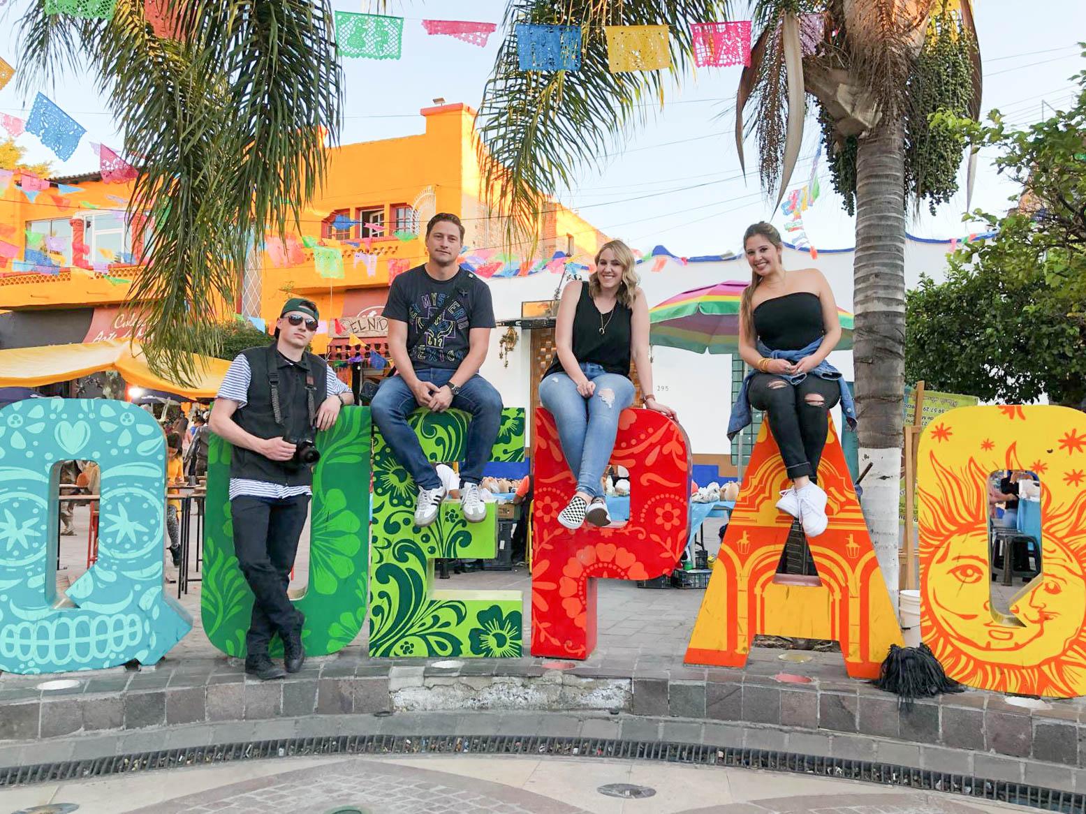 tlaquepaque Guadalajara #visitmexico #guadalajara #mexico