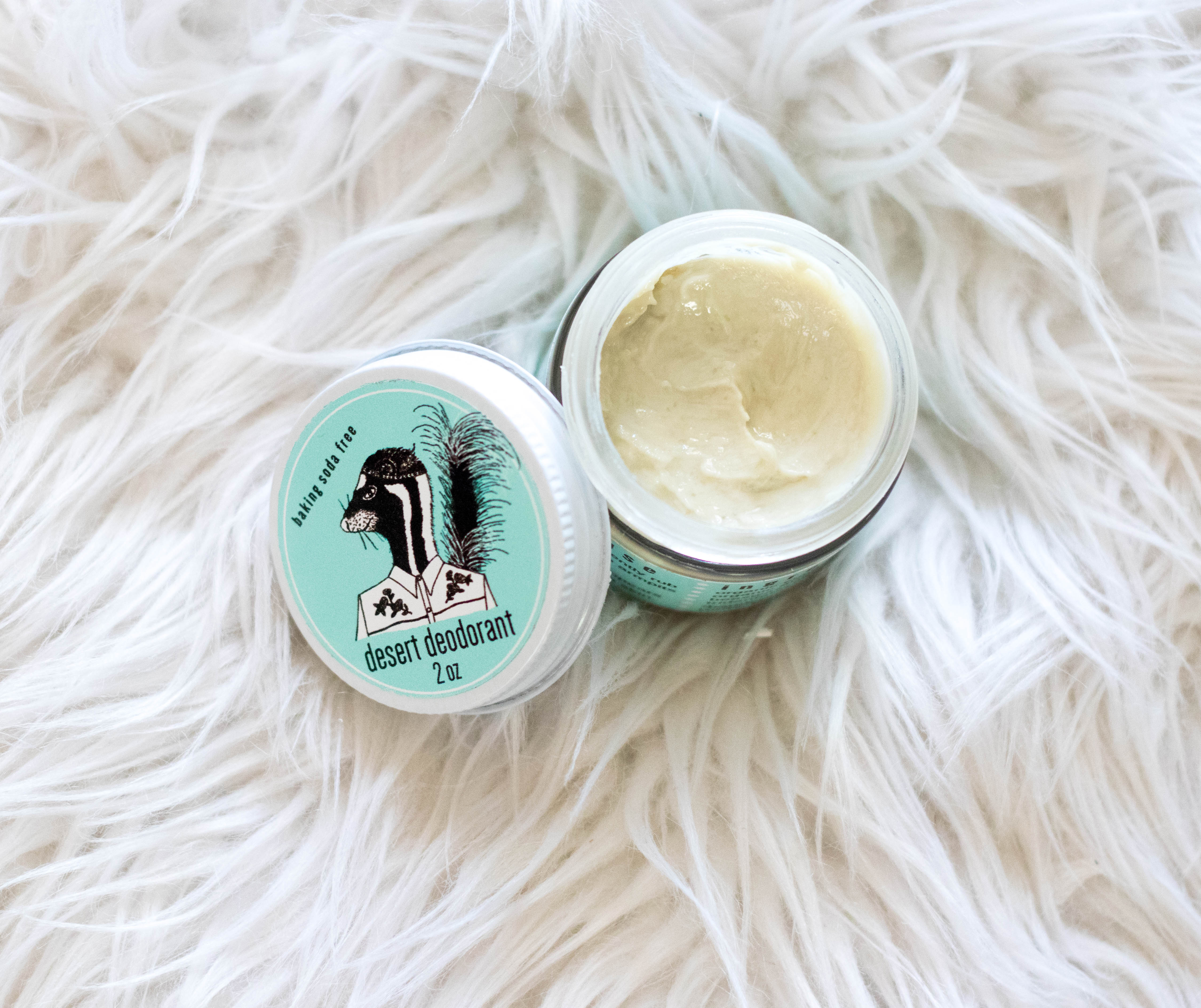 dryland wilds desert deodorant #naturaldeodorant #cleanbeauty #natural
