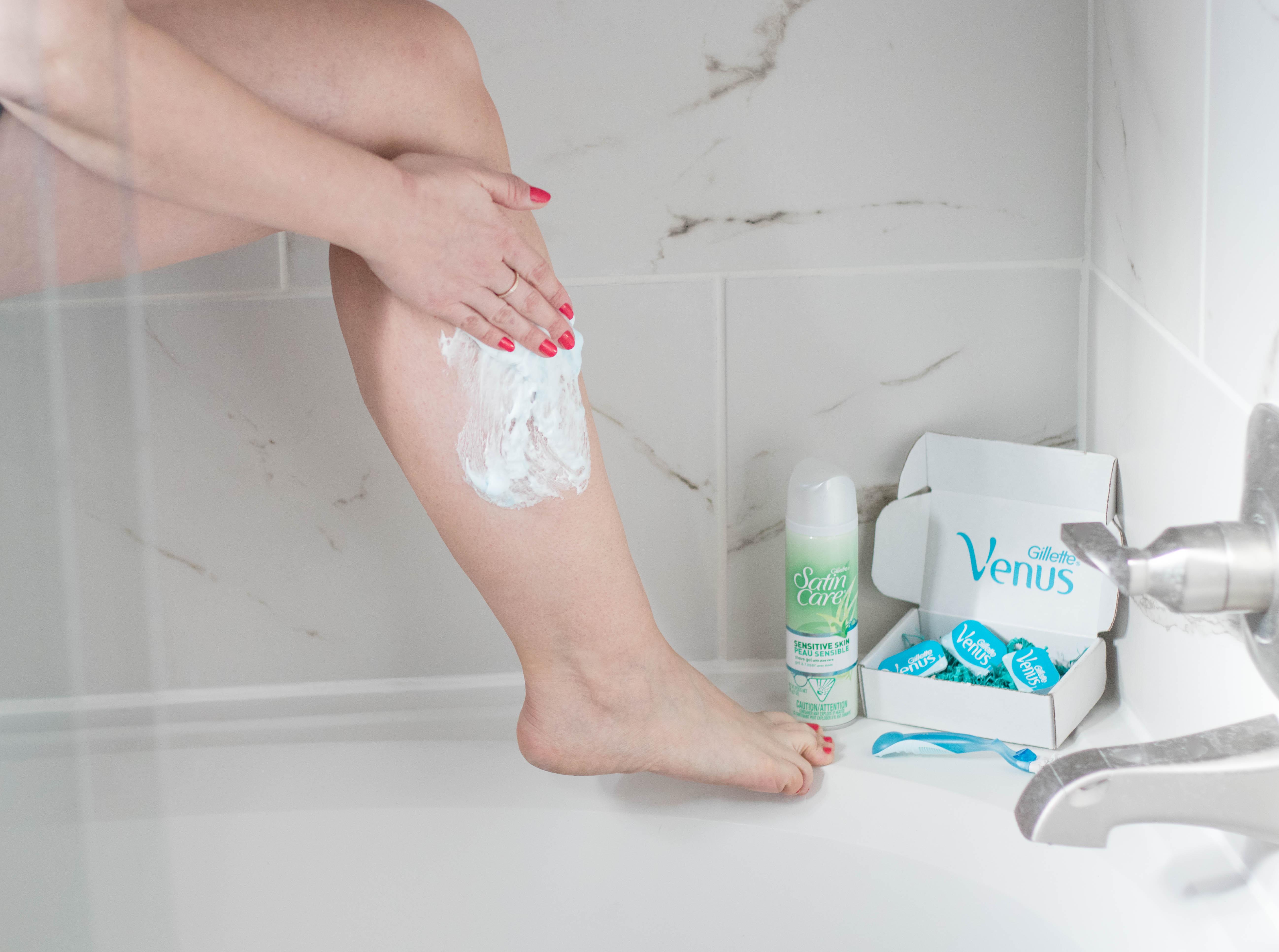 women's shave club venus direct #shaveclub #venus #skincare