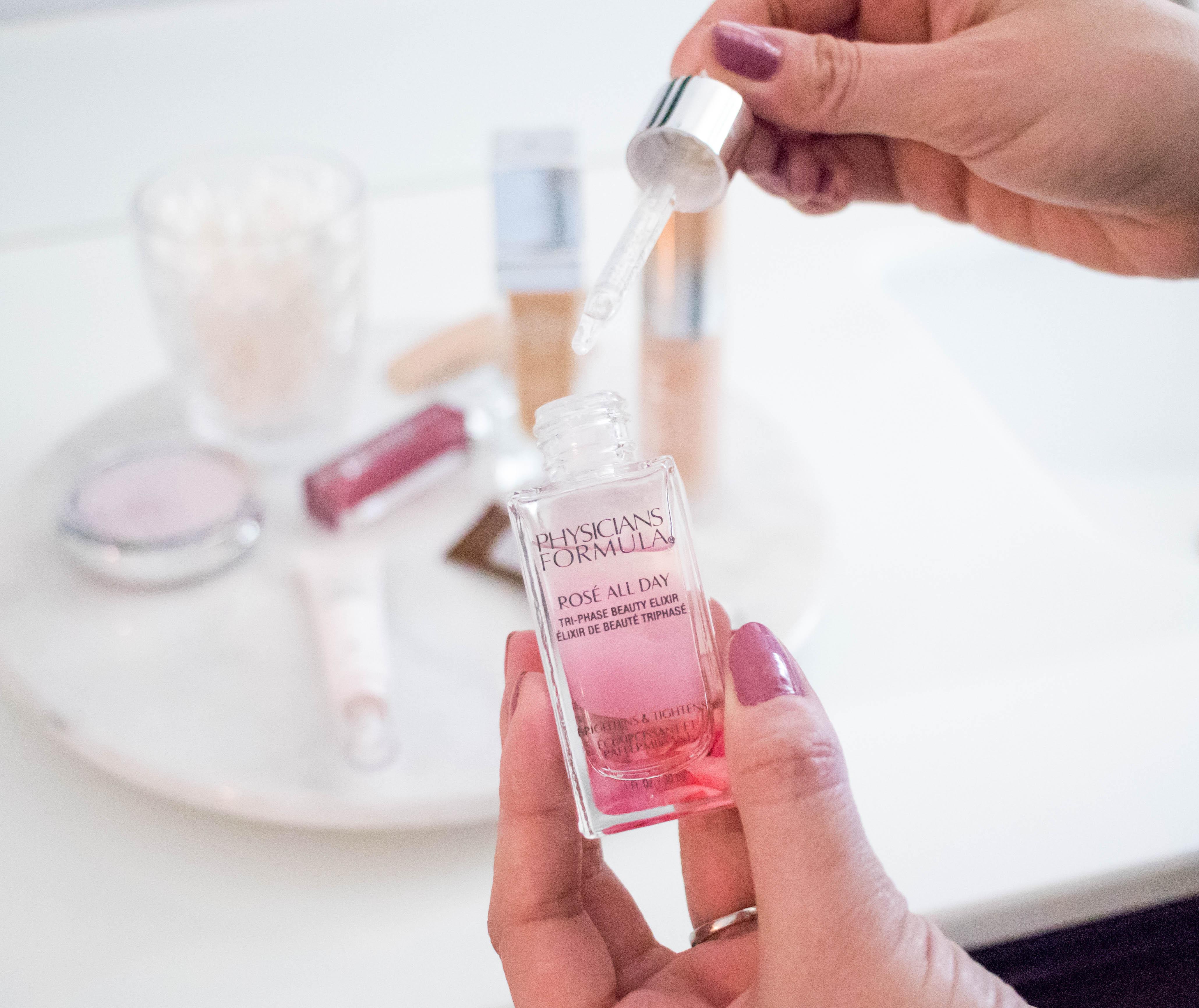 rose all day elixir physicians formula #rose #skincare #affordableskincare
