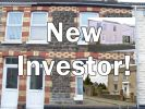 """words """"New Investor!"""" over a picture of gwendoline st with 2 inset properties"""