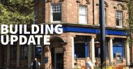The bank job building update