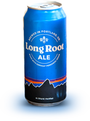 Rooting for beer