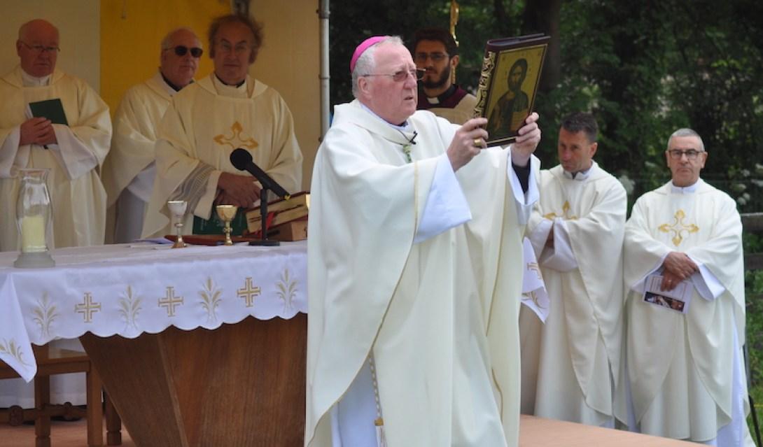 Bishop Terry Celebrates Mass As Postgate Rally Returns