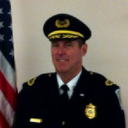 Chelmsford Police Chief James Murphy