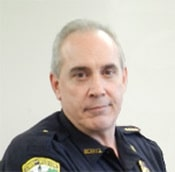 Weston Police Chief Steven F. Shaw