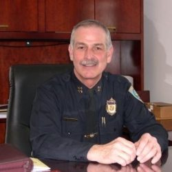 Belmont Police Chief Richard McLaughlin