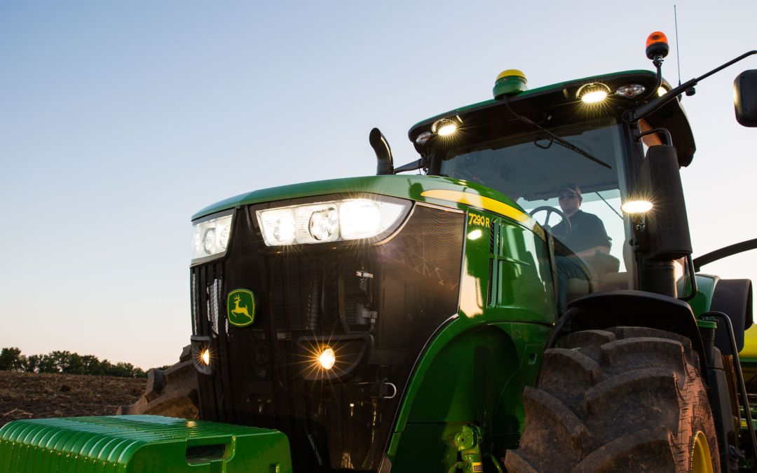 Differentiation Through Value Added Services – John Deere