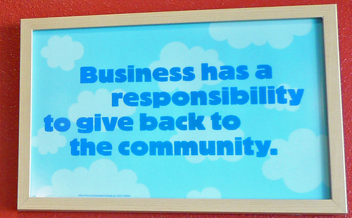 Does Being Socially Responsible Enhance Customer Experience?