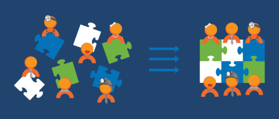 A Journey to Customer Centricity: Part 2 – Working On Cross-Functional Teams