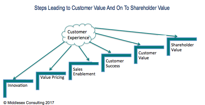 Creating Lasting Shareholder Value By Creating Customer Value Middlesex Consulting