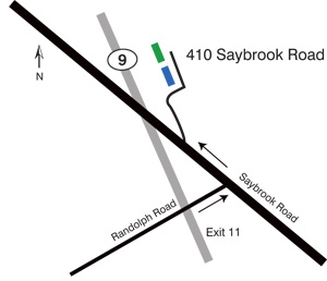 Directions to Middlesex Endoscopy Center