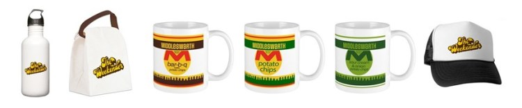Middleswarth Potato Chip Gift Items