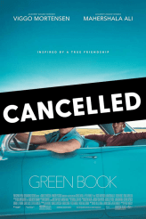 Green Book (12A) - Saturday 21st March 2020 - CANCELLED DUE TO CORONAVIRUS PANDEMIC