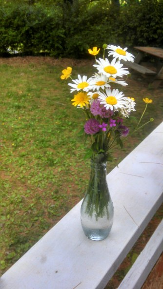 May 2015 - Wildflower bouquet