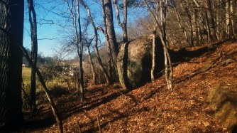 Jan 2015 - Creek bottomland boulders