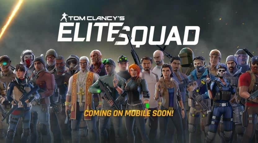 Tom Clancy's Elite Squad is finally coming on Android next month
