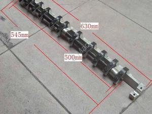 COMPLETE GRIPPER BAR GTO52