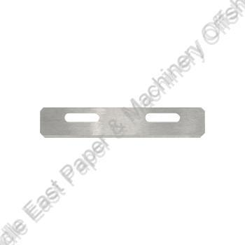 """Injector Blade – Slotted<br/>1.500"""" x .313"""" x .010"""""""