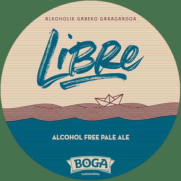 Boga Libre sin alcohol