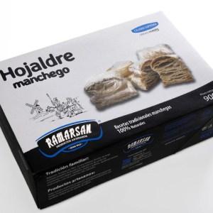 MANTECADO ARTESANO HOJALDRE MANCHEGO 900 G