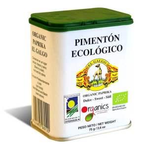 pimentón ecológico